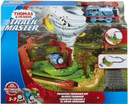 Thomas & Friends Trackmaster Motorized Twisting Tornado Set